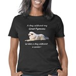 A day without a Great Pyre Women's Classic T-Shirt
