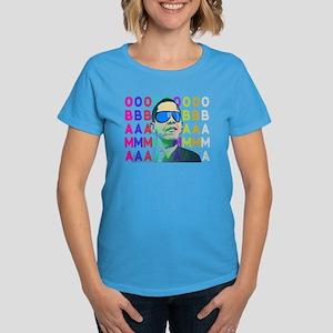 Vote Barack Obama in 2012 shi Women's Dark T-Shirt