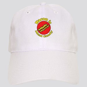 Bacon is Meat Candy 5 Cap