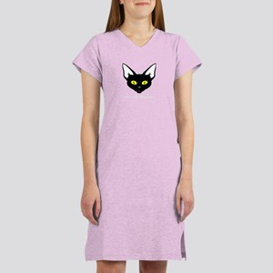 Twisted Whiskers Women's Nightshirt