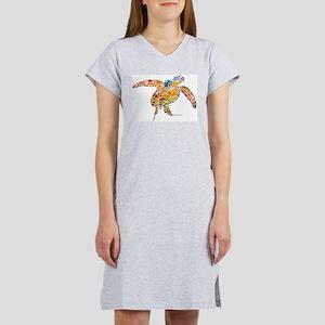Sea Turtles Women's Nightshirt