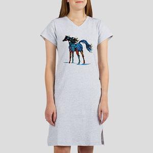 Southwest Horse 1 Women's Nightshirt