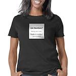 Got Smallpox? Women's Classic T-Shirt