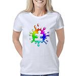 Splat Autism Women's Classic T-Shirt
