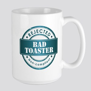 Bad Badge XL Mug