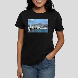Ventura Harbor Women's Dark T-Shirt