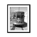 Streetcar 906 Framed Panel Print