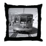 Streetcar 906 Throw Pillow