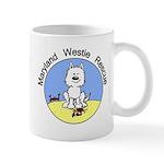 MWR Beach Logo Mug