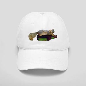 Squirrel Empty Bottle Cap