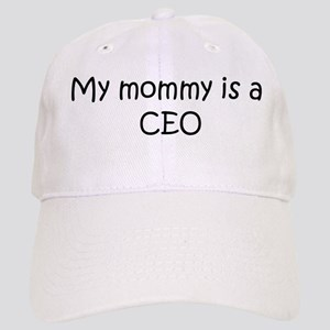 Mommy is a CEO Cap