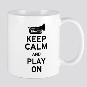Keep Calm Baritone Mug
