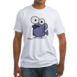 Fish Men's Fitted T-Shirt