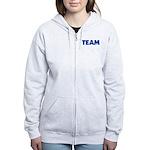 (Eye) I in Team Women's Zip Hoodie