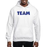 (Eye) I in Team Hooded Sweatshirt