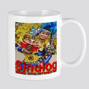 God Works In Mysterious Ways Mug