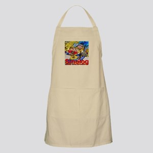God Works In Mysterious Ways Apron
