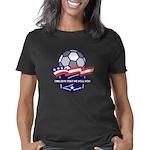 Custom USA Soccer Women's Classic T-Shirt