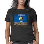 Wisconsin Women's Classic T-Shirt