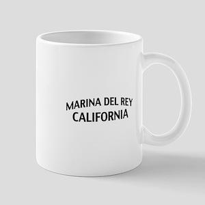 Marina del Rey California Mug