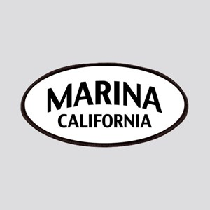 Marina California Patches
