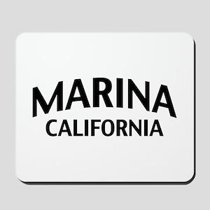 Marina California Mousepad