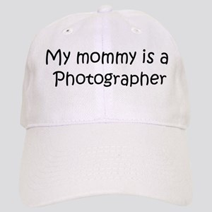 Mommy is a Photographer Cap