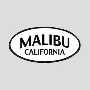 Malibu California Patches