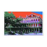 New Orleans Artist JK Schwehm 22x14 Wall Peel