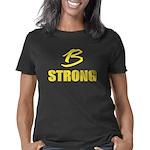 B Strong Women's Classic T-Shirt