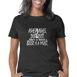 Beer is a Must Women's Classic T-Shirt