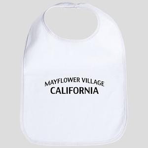 Mayflower Village California Bib