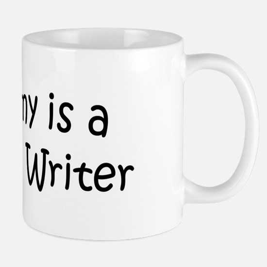 Mommy is a Technical Writer Mug