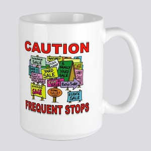STOP THE CAR Large Mug