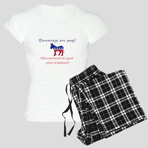Democrats are Sexy - Original Women's Light Pajama