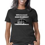 singe-black-fr-02 Women's Classic T-Shirt