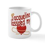 Jacqueline Lassoed My Heart Mug