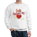 Jada Lassoed My Heart Sweatshirt