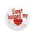Janet Lassoed My Heart 3.5