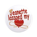 Jeanette Lassoed My Heart 3.5