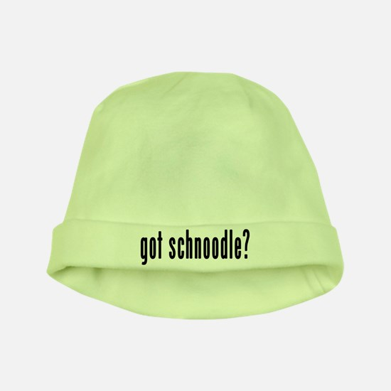 GOT SCHNOODLE baby hat