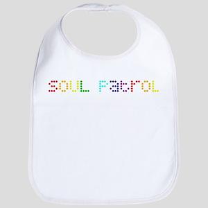 Rainbow Soul Patrol Bib