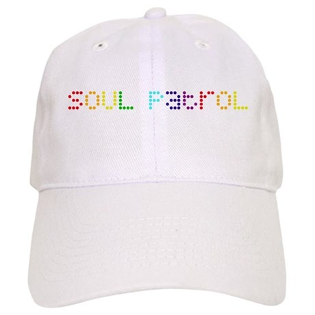 Rainbow Soul Patrol Cap