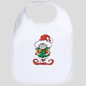 Christmas Elf Bib