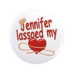 Jennifer Lassoed My Heart 3.5