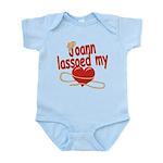 Joann Lassoed My Heart Infant Bodysuit