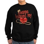 Joanna Lassoed My Heart Sweatshirt (dark)