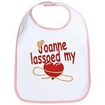 Joanne Lassoed My Heart Bib