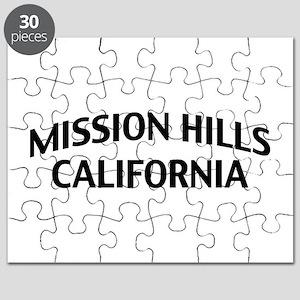 Mission Hills California Puzzle