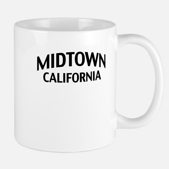 Midtown California Mug